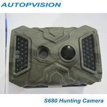 12mp 720 P HD цифровой НЕТ Свечение 940NM LED Камеры-Ловушки Охота камеры Водонепроницаемый IP54