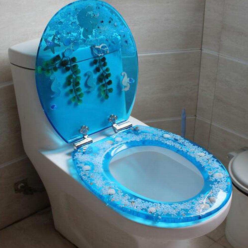 Aliexpress.com : Buy 48*38CM High grade Light blue beautiful Resin ...