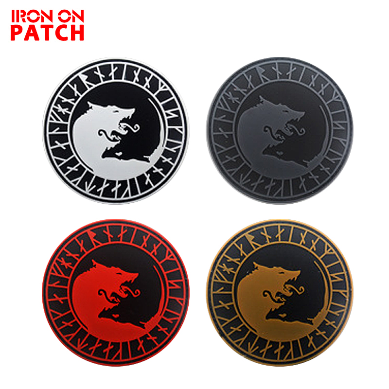 Airsoft  tactical NO MERCY morale patch PVC hook and loop