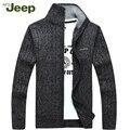 NOVA CHEGADA 2016 venda quente camisolas dos homens novos da marca famouse com zipper moda e camisola ocasional boa qualidade pull homme 80