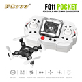 FQ777 FQ11 With Foldable Arm 3D Mini 2.4G 4CH 6 Axis Headless Mode Portable RC Quadcopter Helicopter One Key Return RTF F18357