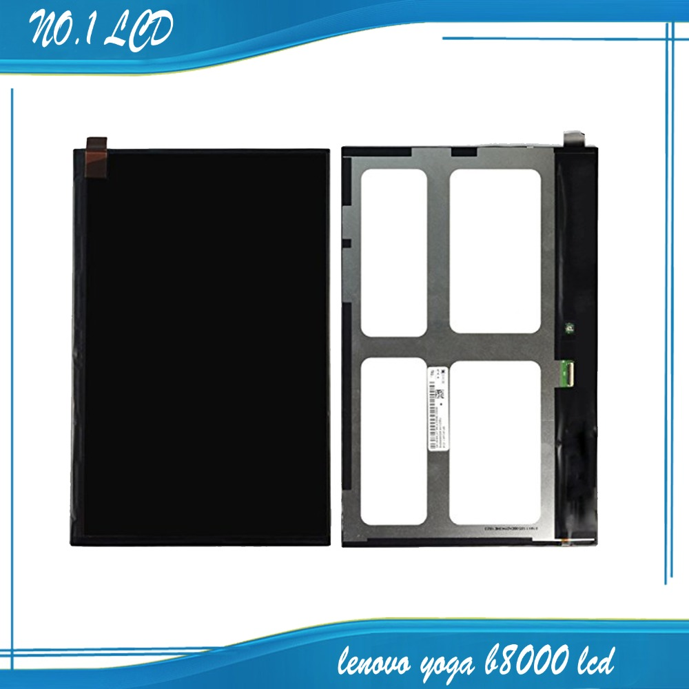 ФОТО Original and New 10.1inch LCD Screen N101ICE-G61 N101ICE For Lenovo Yoga 10 B8000 Tablet PC free shipping