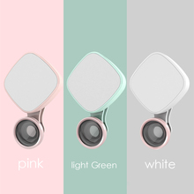 Mobile phone beauty fill light mobile phone lens with fill light mobile phone live lens with fill light wide angle lens universal multi function fill light mobile phone holder self timer live light beauty artifact fill light mobile phone holder