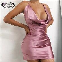 Интернет u женской одежды атласные платья