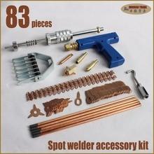 Spotter weld schweißpunkt stud schweißer tool kit blech werkzeug dent puller ziehen zubehör hammer gun bit draht haken