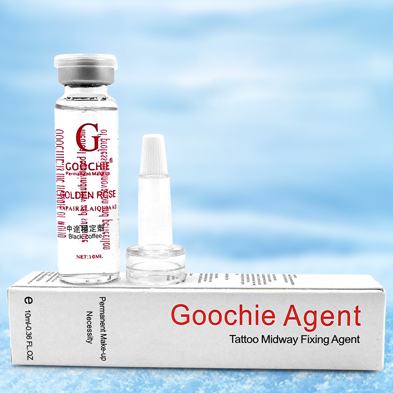 Permanent Makeup Fixing Agent Effective Lock The Color 10g Pcs Tattoo Assistance Free Shipping