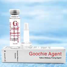 Goochie Tattoo Midway Fixing Agent Effective Lock the Color 10g/pcs Tattoo Assistance Permanent Makeup