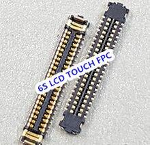 20 шт./лот J4200 ЖК-дисплей с сенсорным дигитайзер FPC РАЗЪЕМ на материнской плате для iphone 6 s 4.7