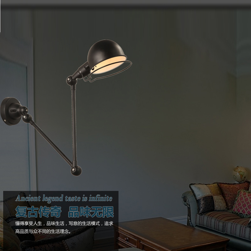 study room Modern Led Wall Light Wall Lamp Sconces Ceiling lamp for Hall Bedroom corridor lamp restroom bathroom reading lamp 2 colors modern iron wall lamp adjust angle arm bedroom study room work place e14 ac110v 240v wall light sconces fixtures