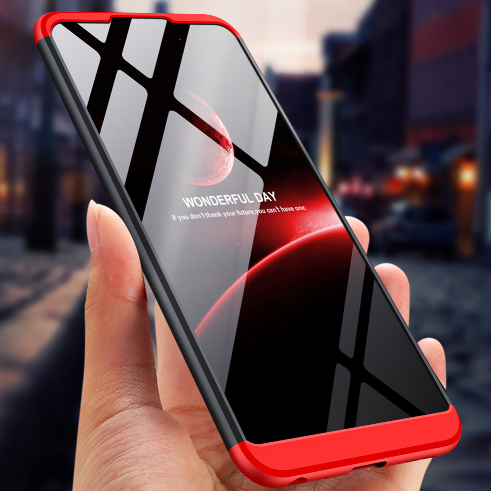 360 Degree Full Protection Case For ASUS ZenFone Max Pro M2 ZB631KL Cover shockproof case For ASUS ZenFone Max Pro M2 ZB631kl