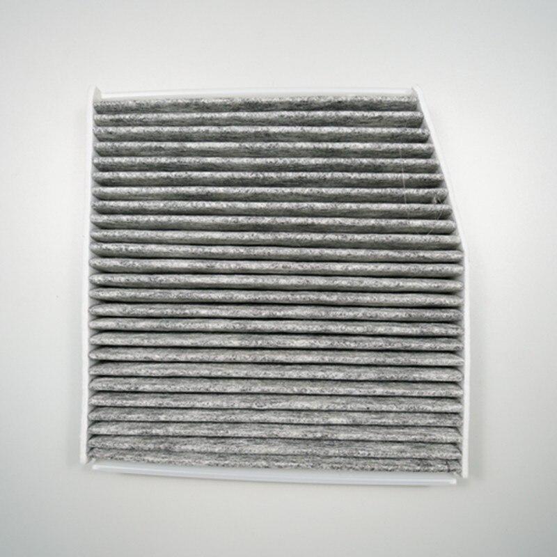 carbono carro cabine filtro ar cfa11430 para benz 44*255*256mm pt300c