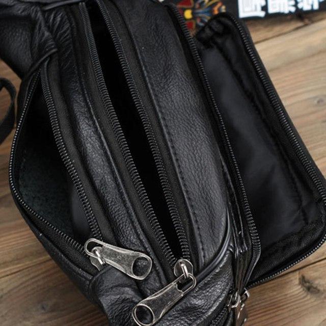 Multi Zipper Waist Pack