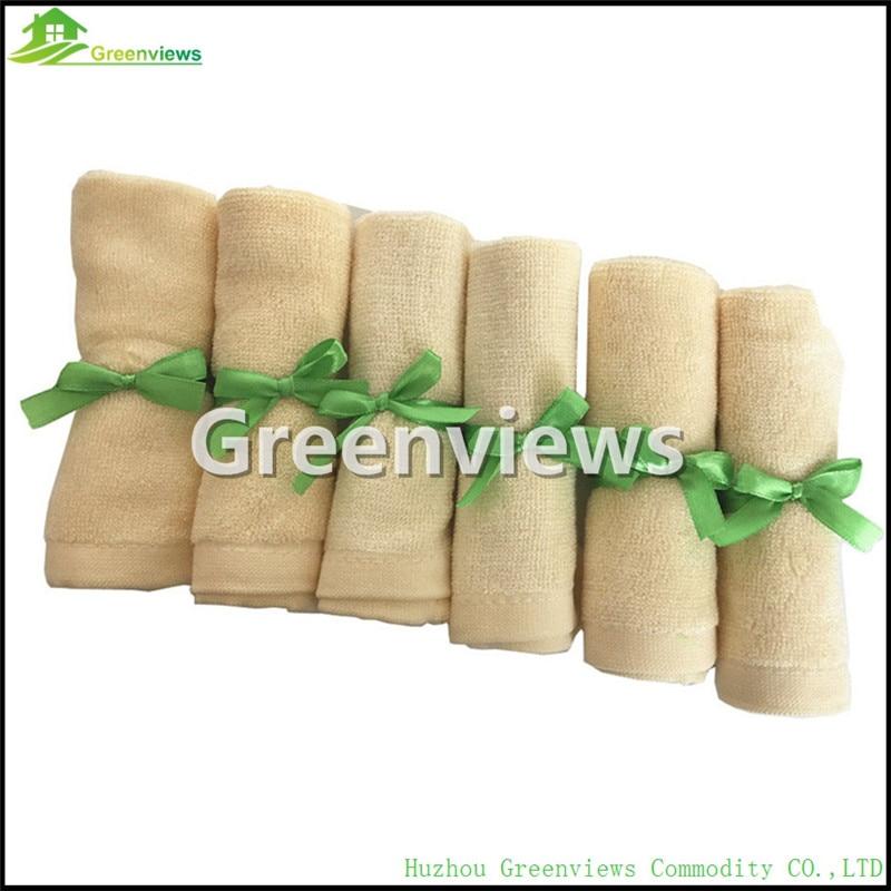 Natural Washcloths Wholesale: Wholesale Natural Organic Baby Bamboo Washcloth In Size 10