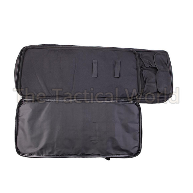 Outdoor Tactical Airsoft 120 100 85 cm Gun Bag Case Rifle Bag Military Hunting Backpack Rifle case Square Carry Bags Accessories 5
