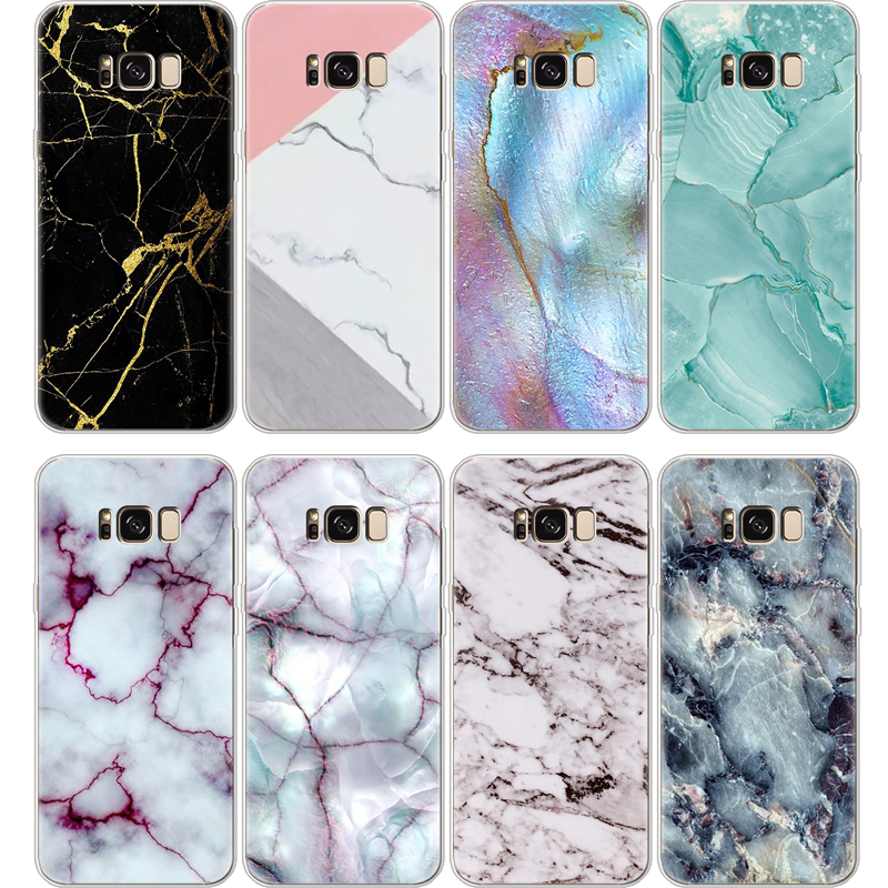 Marble Case For Samsung Galaxy J1 J2 Pro J5 J6 A3 A5 A6 A7 A8 Note 3 4 5 S3 S4 S5 Mini 2015 2016 2018 Grand Core Prime Cover