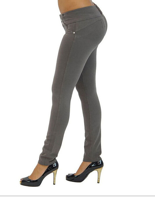hot New Women Casual   Pants     capris   Plus bigSize XL Female Skinny Stretch Spring Autumn Slim pencil   Pants  / Trousers /  capris   women