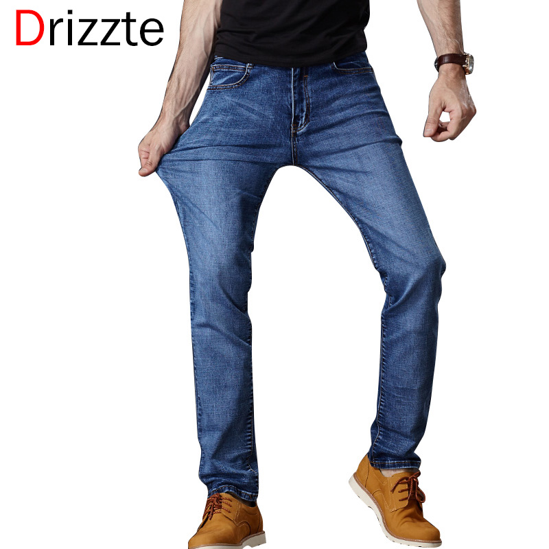 Compare Prices on Jeans Men Slim Fit Stretch Size 40- Online ...