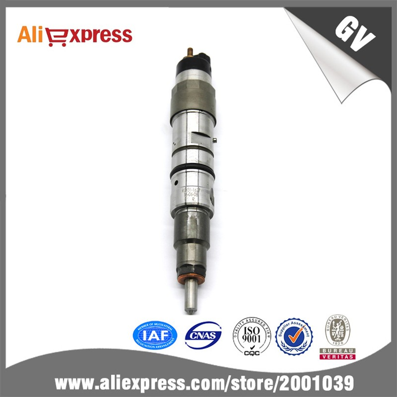 US $106 64 20% OFF|Fuel injector assembly 0445120007,mechnical hole type  injector 0 445 120 007, common rail injector 0445 120 007 for Bosch-in Fuel