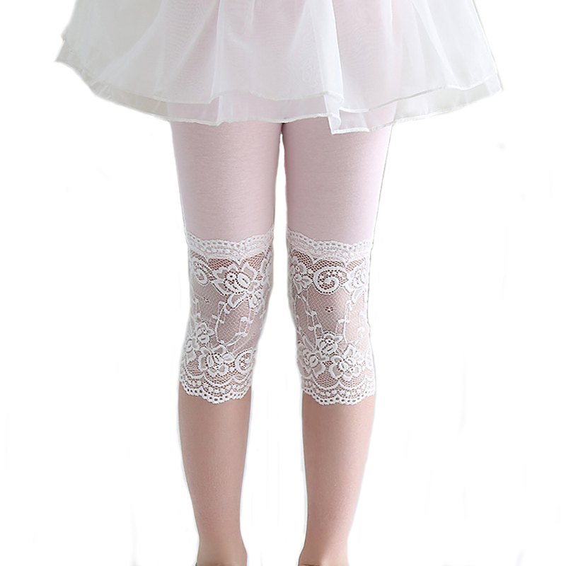Fashion 2019 New Kids Girls Leggings Baby Kid Girl flower Toddlers comfort Stretchy Pants Trousers Hot 4colors