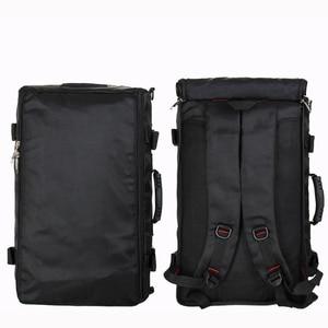 Image 5 - MAGIC UNION Brand Lock+ Cover + Bag Laptop Backpack Men Mochila Masculina Mans Backpacks Mens Luggage & Travel bags