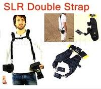Professional Quick Strap Double Shoulder Belt Strap Neck Strap For SLR DSLR Fuji Pentax Sigma Samsung