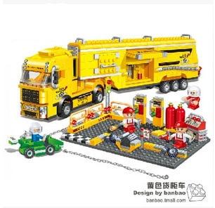 Modèle Compatible avec Lego BB8761 660 Pcs Modèles Kits de Construction Blocs Jouets Passe-Temps Passe-Temps Pour Garçons Filles
