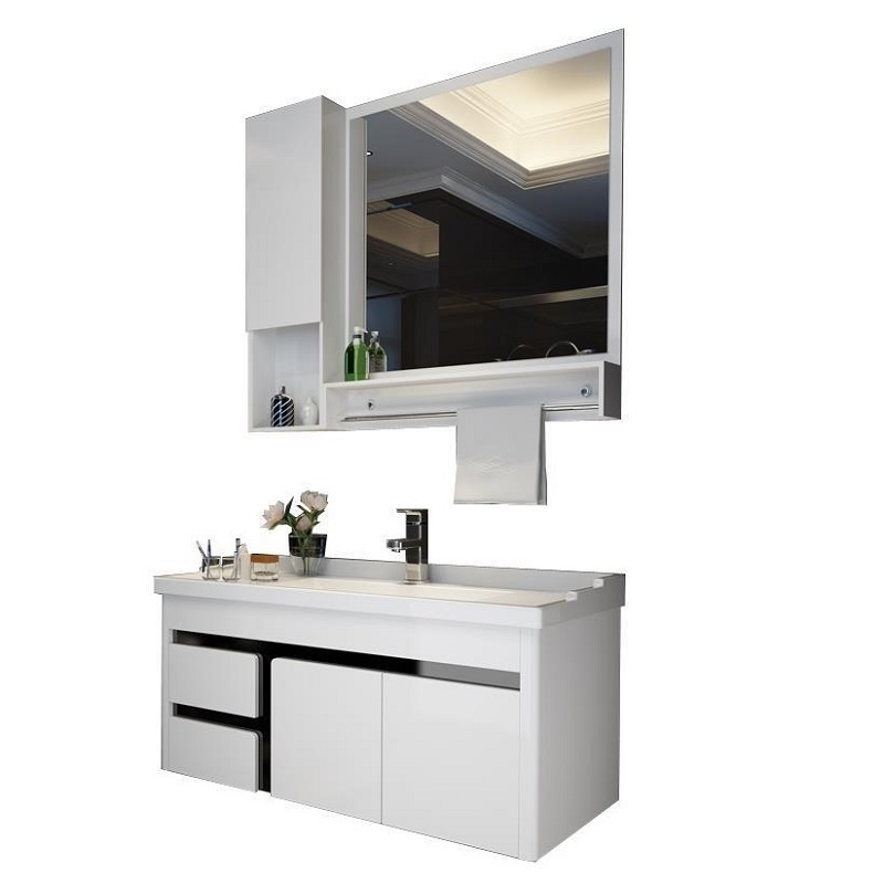 Mueble Lavabo Banyo Dolabi Storage Schoenenkast Armoire Badkamer Table Mobile Bagno Vanity meuble Salle De Bain Bathroom Cabinet 2pc 50cm led bar light 42leds 2835 smd ultra thin lamp indoor light seamless connecting rigid led strip kitchen bookcase cabinet