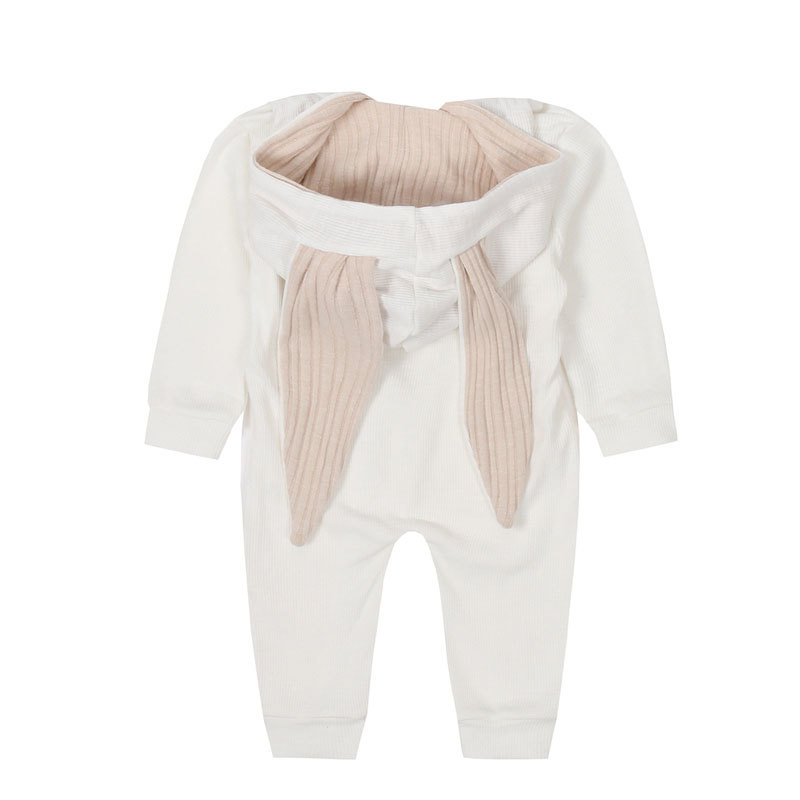 HTB1LGljaQL0gK0jSZFAq6AA9pXaL New Spring Autumn Baby Rompers Cute Cartoon Rabbit Infant Girl Boy Jumpers Kids Baby Outfits Clothes
