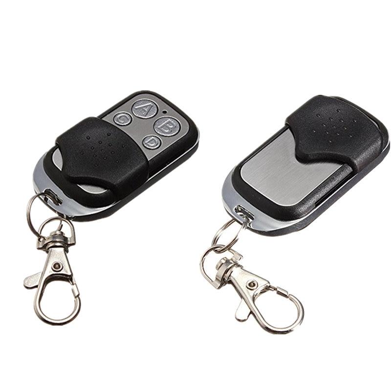 Universal Garage Door Remote Control Duplicator / Copier / Cloner (only For 433.92mhz Fixed Code)