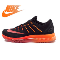 Original Authentic NIKE AIR MAX Men's Colorful Running Shoes Sneakers Whole Palm Cushioning Comfortable Athletic Breathable
