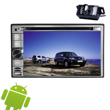 Android 5.1 Navigator 1080P Radio 4-Core CAM Sub System Capacitive GPS Video Car DVD OBD2 FM Stereo Touch Screen RDS