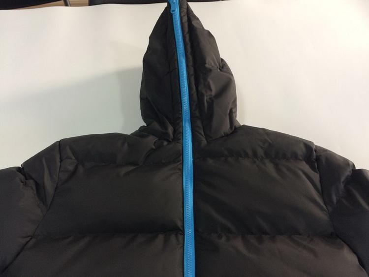 Last Warm Hooded Padded 23