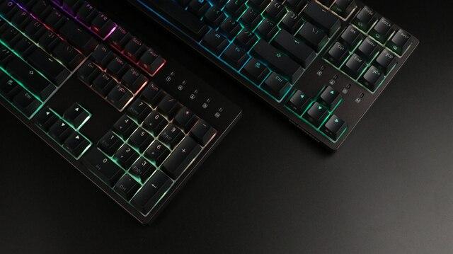 Nebula RGB mechanical lighting keyboard cherry mx pbt doubleshot brown blue black silent red silver 4