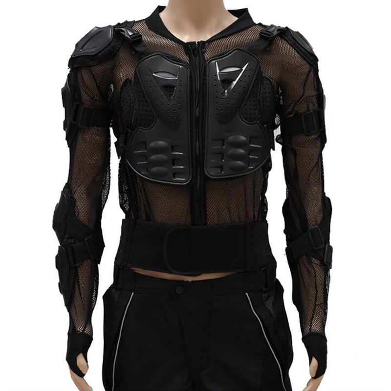 Herobiker Professional Motorcycle Armor Body Protection Spine Chest Protective Jacket Motocross Racing Full Body Gear Unisex herobiker black motorcycle racing body armor protective jacket gears short pants motorcycle knee protector moto gloves