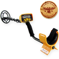 New Arrival High Performance Metal Detector MD6250 With Three Modes Of Coins Jewelry All Metal Modes
