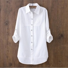 nouvelle vêtements blanche Dames