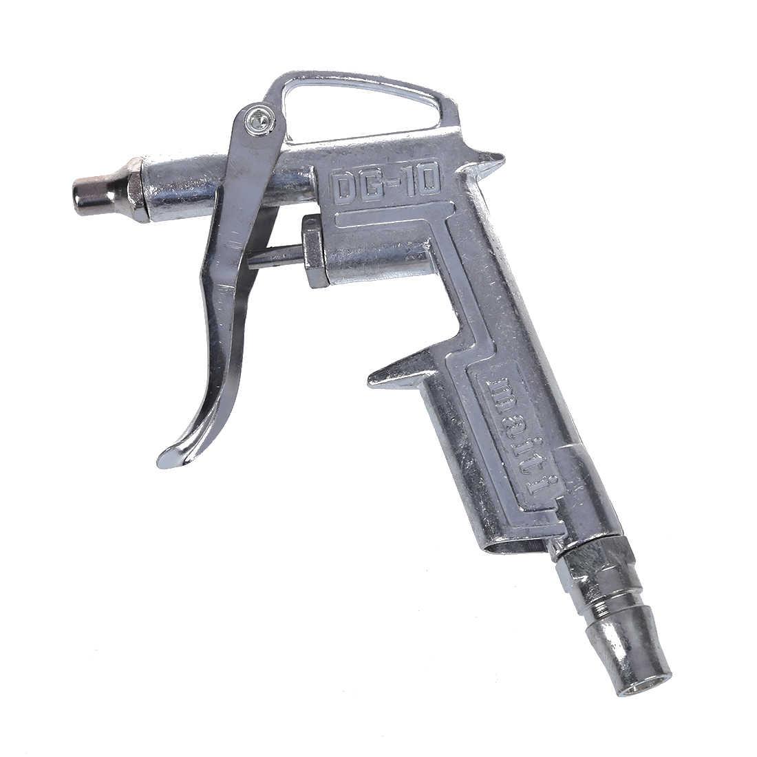Air Duster Compressor Stof Verwijderen Gun Blow Spuitpistool met Spare Staal Nozzle Luchtblazer Cleaning Clean Handige Tool 0.2-0.4mpa