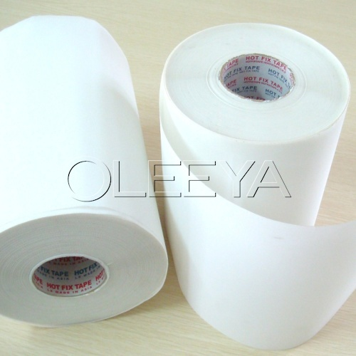 24cm 32cm wide Hot Fix Tape   Paper Adhesive Iron On Heat Transfer Film  HotFix Rhinestone DIY Tool Y2851-in Rhinestones from Home   Garden on  Aliexpress.com ... 6c4820979a41