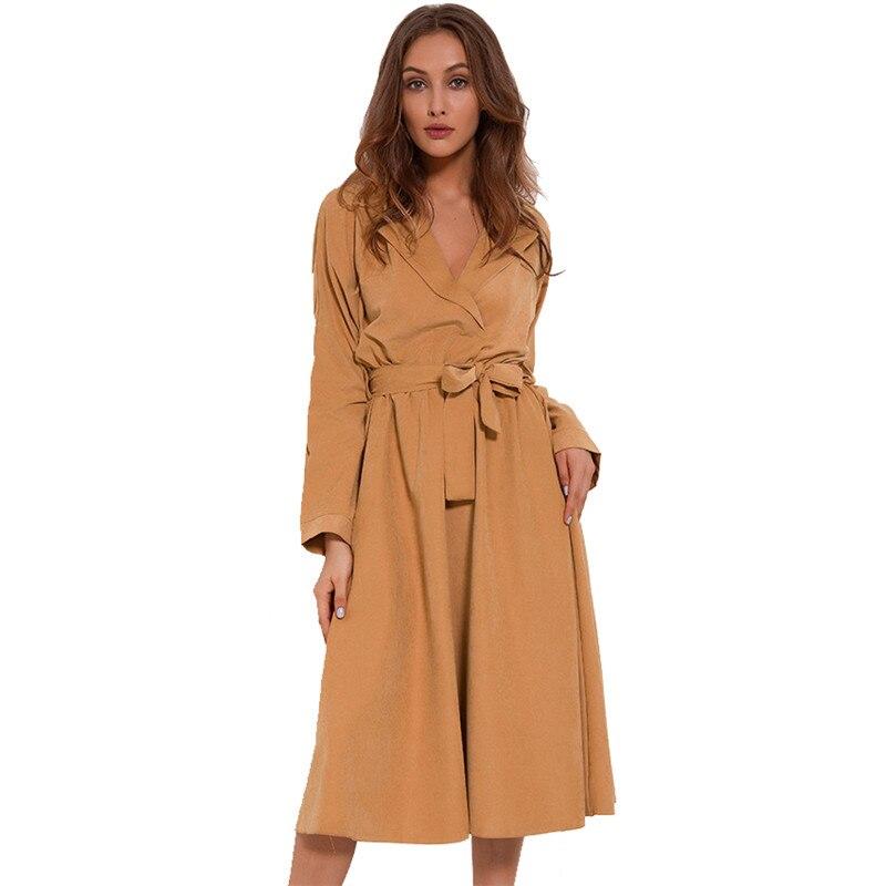 M0RUANCLE Fashion Womens Spring Autumn Velvet Windbreaker X-Long Velour Trench Coat Outerwear For Women Size S-XL