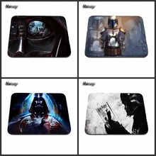 Star Wars Cool New Arrivals Character Custom-made Excessive High quality Information Promote New Small Measurement Mouse Pad Non-Skid Rubber Pad