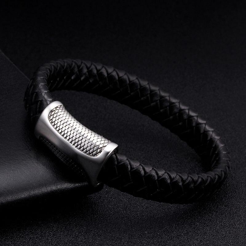 Bracelets magnétique crâne  5