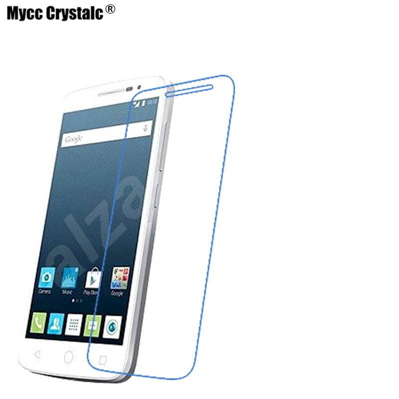 Soft Glass Protective Film Nano Explosion-proof For Alcatel <font><b>7043K</b></font> POP 2 5 Screen Protector Film image
