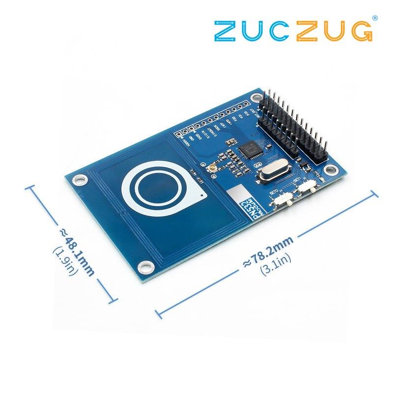 Arsmundi PN532 NFC Precise RFID IC Card Reader Module 13.56MHz Raspberry PIArsmundi PN532 NFC Precise RFID IC Card Reader Module 13.56MHz Raspberry PI