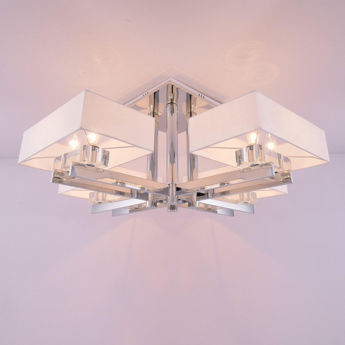(EICEO) LED svjetiljka za dnevnu sobu Moderni jednostavan kristalni - Unutarnja rasvjeta - Foto 3