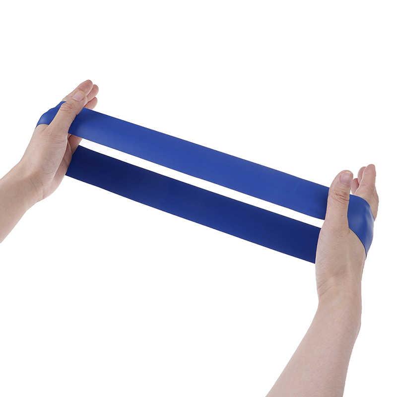Anti Slittamento del Cotone Band Hip Elastici A Resistenza Booty Esercizio Elastico Per Lo Yoga Stretching Fitness Training Workout