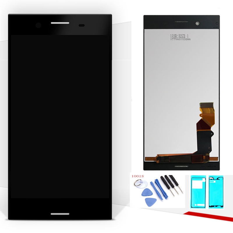 For sony for xperia XZ Premium LCD Display With Touch Screen Digitizer frame assembly For sony for xperia XZP G8141 G8142For sony for xperia XZ Premium LCD Display With Touch Screen Digitizer frame assembly For sony for xperia XZP G8141 G8142