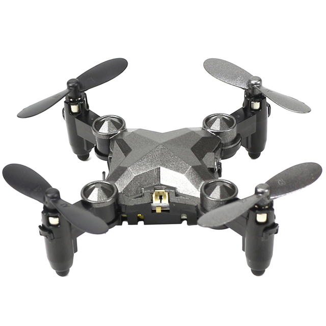Watch Control RC Drone Foldable Quadcopter Altitude Hold G-Sensor Control Headless Mode One Key Return High Medium Low Speed Toy 2