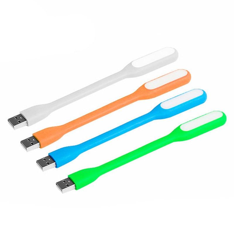 2pcs USB LED Light Lamp Computer Lamp Multicolor Mini Adjustable Flexible For Power Bank Computer PC Laptop Notebook Desktop