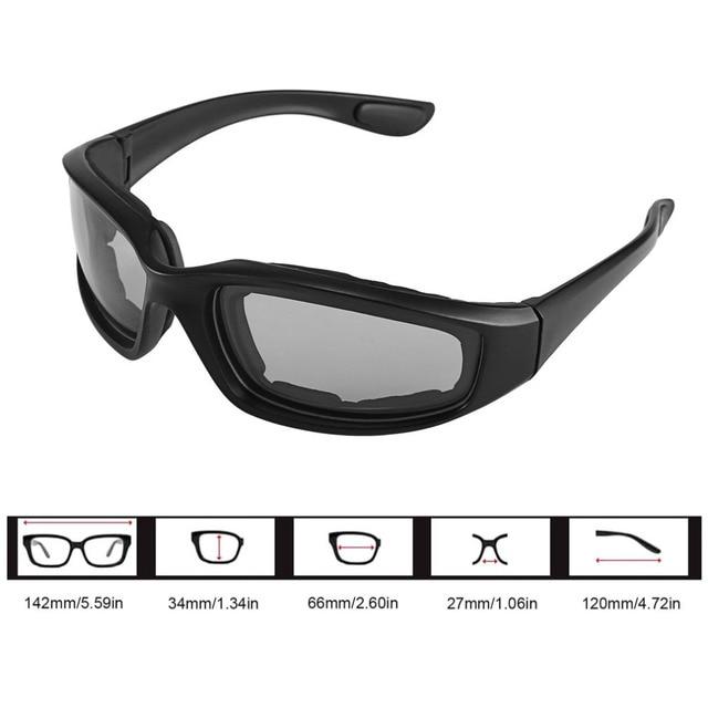 Lunettes de sport Lunettes de soleil black Lunettes de moto Paire de lunettes Lunettes de vélo M 29 - Noir - standard MPcFNHn4
