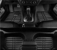 Myfmat car floor mats foot for JAC K5/3 iev b15 A13 RS refine s3 s2 s5 Brilliance AutoV3/5/H220/230/530/320 FRV/FSV/cross/wagen